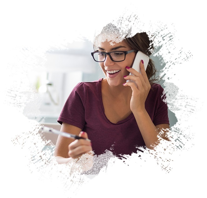 Are you constantly on the phone because your business is at risk for data loss?,