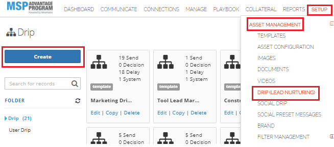 How Do I Make An Email Drip Template Powered By Kayako Help Desk - Drip campaign template