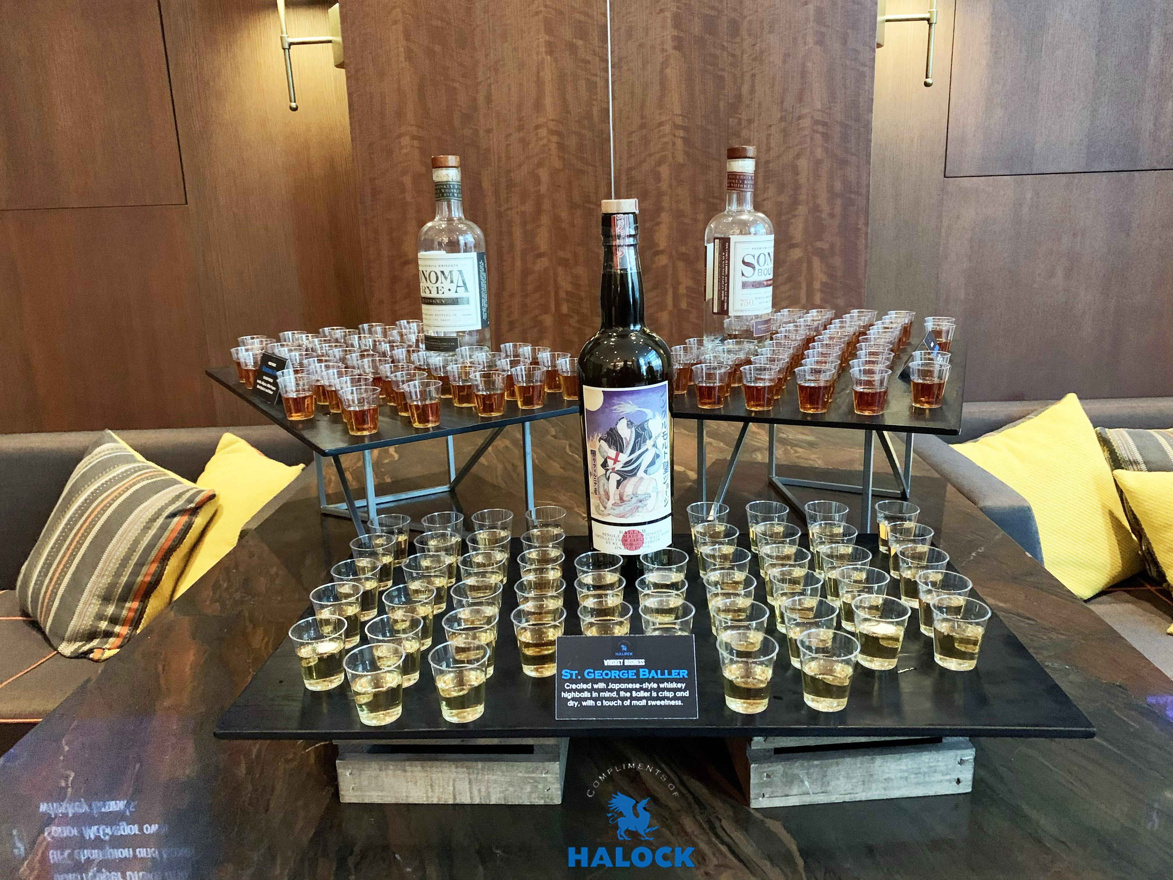HALOCK Whiskey Business at RSA