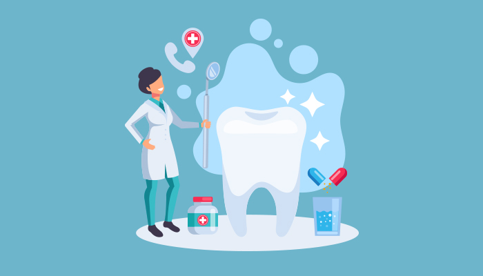 Benefits of hiring an MSP for Dental Practices