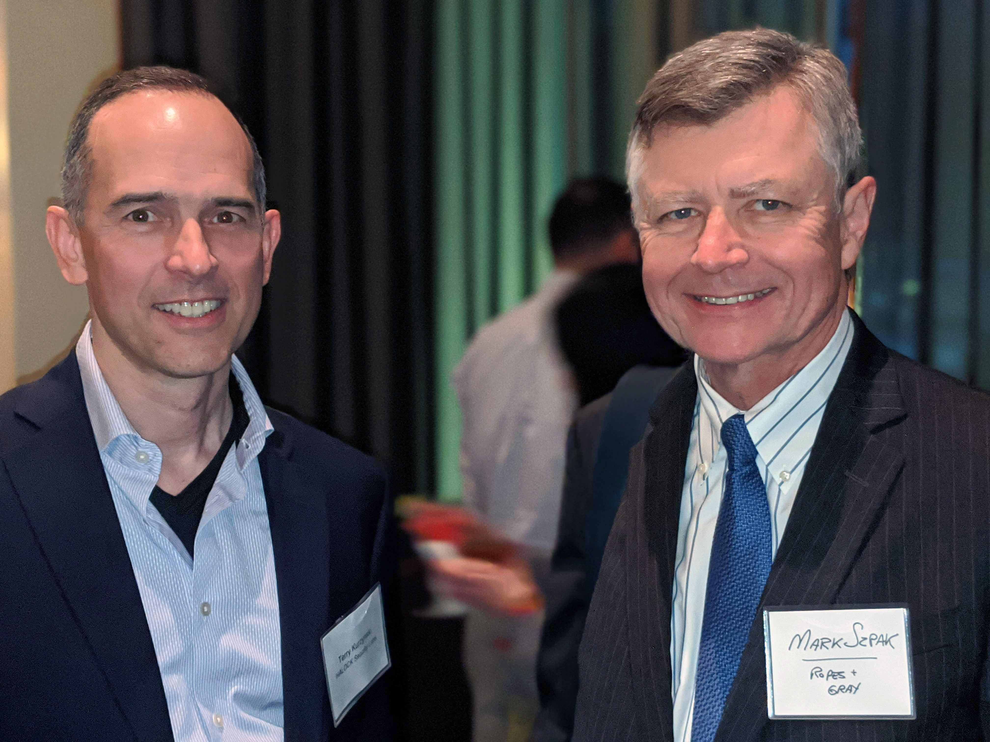 Terry Kurzynski HALOCK Whiskey Business at RSA