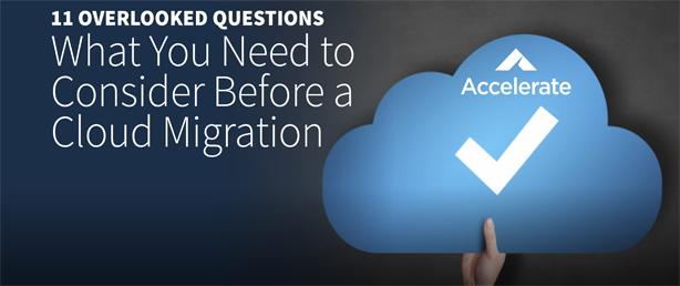 FREE Cloud Migration Checklist!,