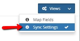 Sync Settings