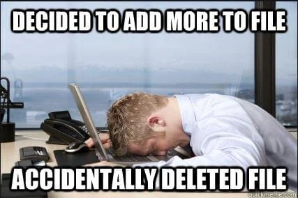 From Employee Deletes All Office Files to Back in Business in Minutes,
