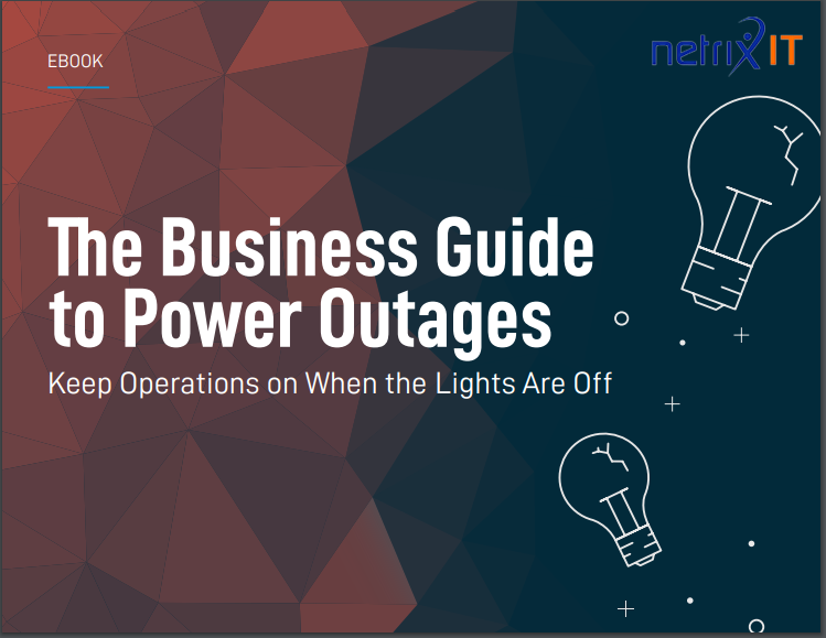 The Business Guide To Power Outages