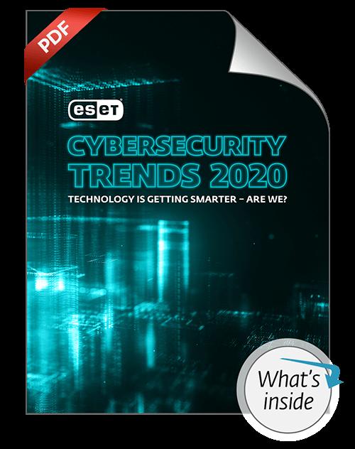 2020 Cybersecurity Trends Report,